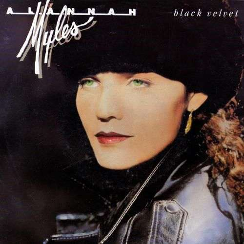 Coverafbeelding Black Velvet - Alannah Myles