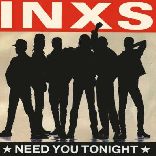 Coverafbeelding INXS - Need You Tonight