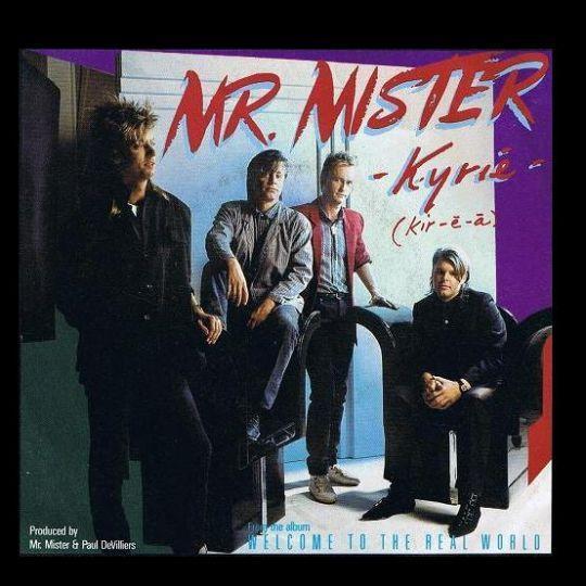 Coverafbeelding Mr. Mister - Kyrié