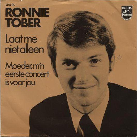 Coverafbeelding Laat Me Niet Alleen - Ronnie Tober