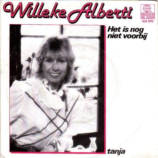 Coverafbeelding Het Is Nog Niet Voorbij - Willeke Alberti
