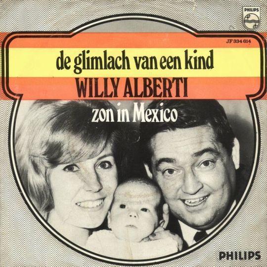 Coverafbeelding De Glimlach Van Een Kind - Willy Alberti