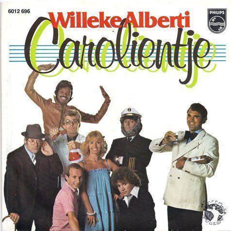 Coverafbeelding Carolientje - Willeke Alberti