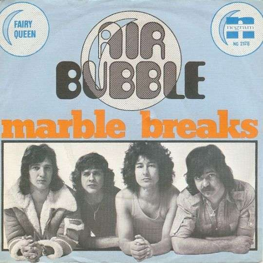 Coverafbeelding Marble Breaks - Air Bubble