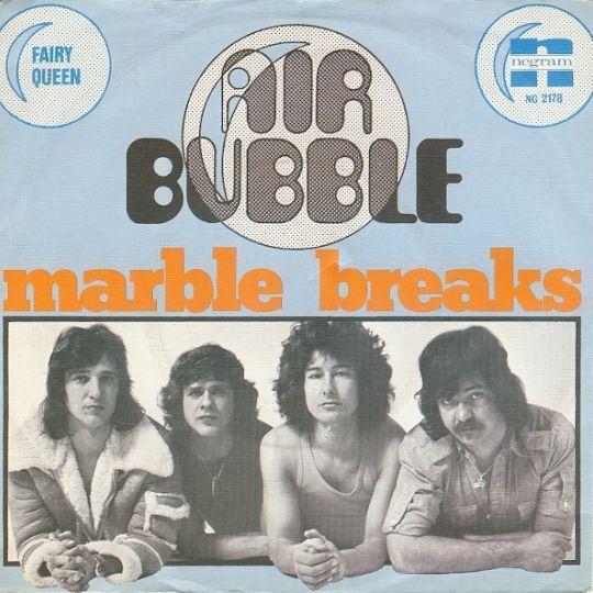 Coverafbeelding Marble Breaks - Air Bubble