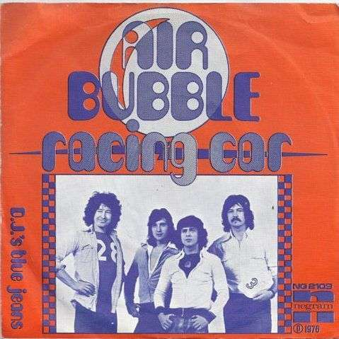 Coverafbeelding Air Bubble - Racing Car