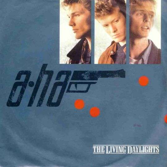 Coverafbeelding A-Ha - The Living Daylights