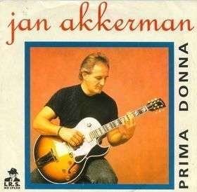 Coverafbeelding Prima Donna - Jan Akkerman