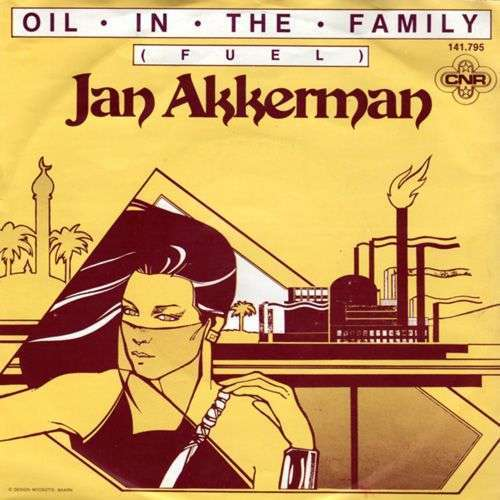 Coverafbeelding Oil In The Family (Fuel) - Jan Akkerman