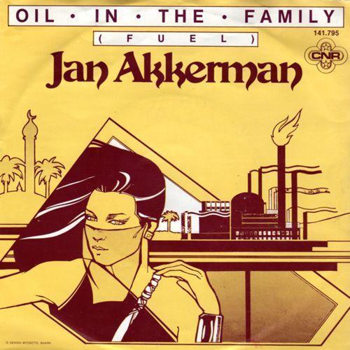 Coverafbeelding Oil In The Family (Fuel) - Jan Akkerman