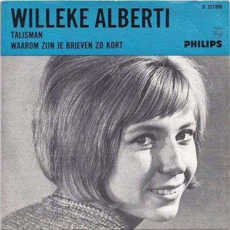 Coverafbeelding Talisman - Willeke Alberti