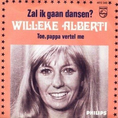 Coverafbeelding Zal Ik Gaan Dansen? - Willeke Alberti