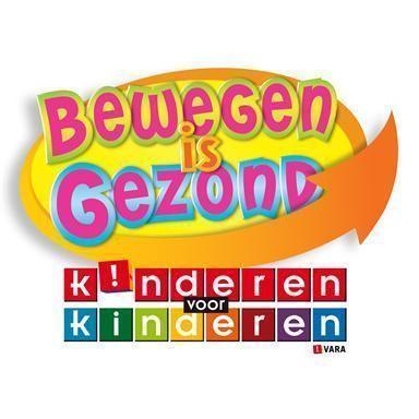 Coverafbeelding Bewegen Is Gezond - K!nderen Voor Kinderen