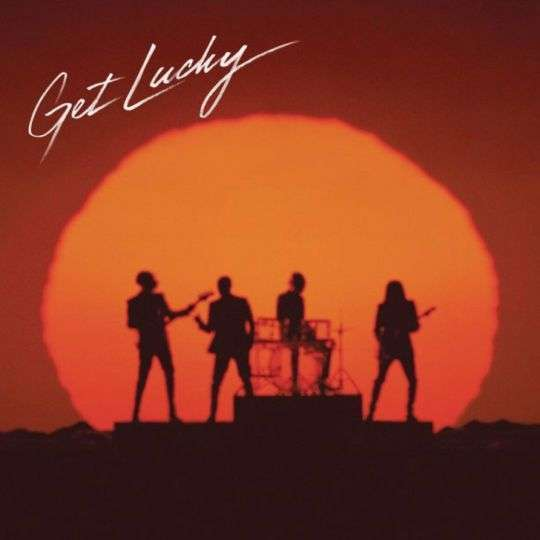 Coverafbeelding daft punk feat. pharrell williams - get lucky