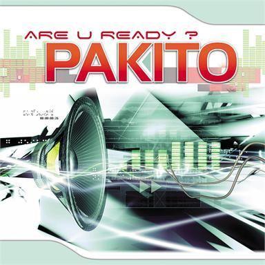 Coverafbeelding Are U Ready? - Pakito