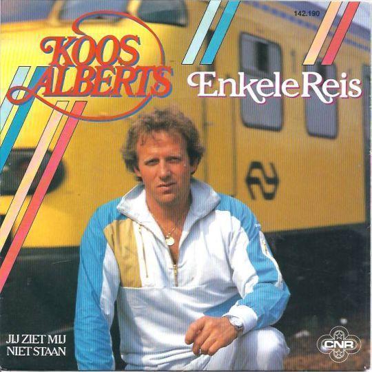 Coverafbeelding Enkele Reis - Koos Alberts