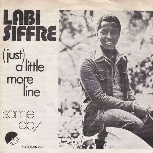 Coverafbeelding (Just) A Little More Line - Labi Siffre