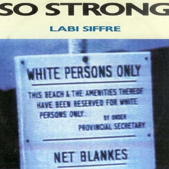 Coverafbeelding So Strong - Labi Siffre