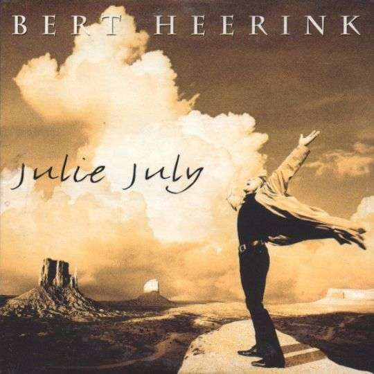 Coverafbeelding Bert Heerink - Julie July