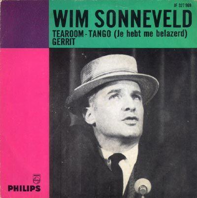 Coverafbeelding Tearoom-Tango (Je Hebt Me Belazerd) - Wim Sonneveld