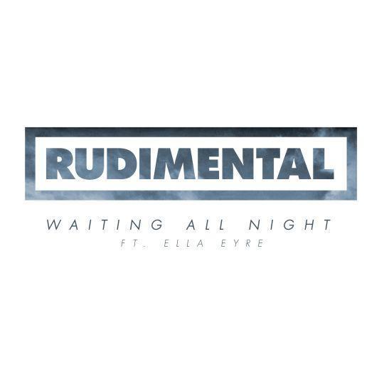 Coverafbeelding rudimental ft. ella eyre - waiting all night