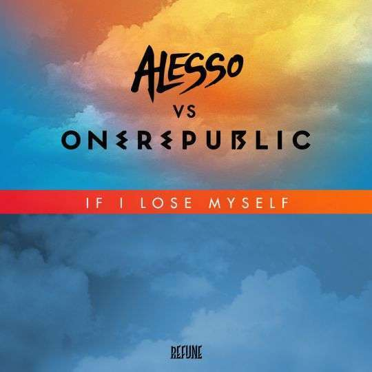 Coverafbeelding Alesso vs OneRepublic - if I lose myself