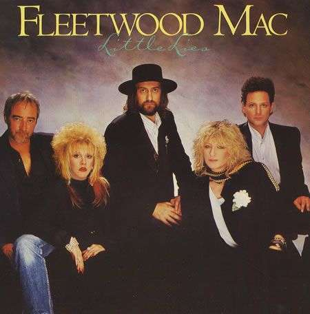 Coverafbeelding Little Lies - Fleetwood Mac