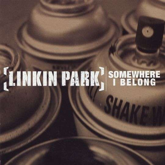 Coverafbeelding Somewhere I Belong - Linkin Park