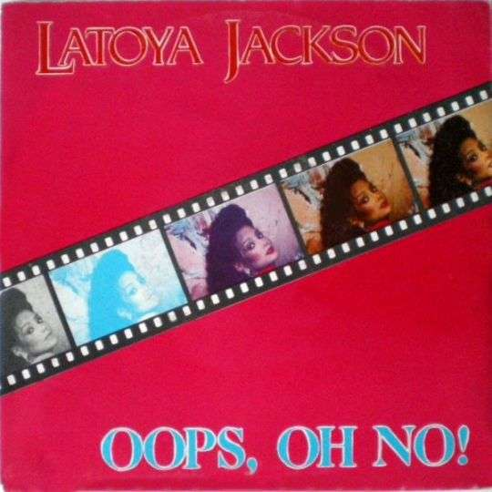 Coverafbeelding Oops, Oh No! - Latoya Jackson