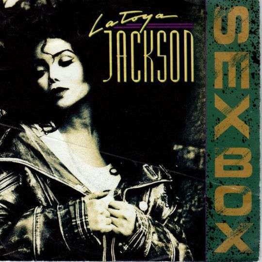 Coverafbeelding Sexbox - La Toya Jackson