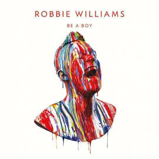 Coverafbeelding robbie williams - be a boy