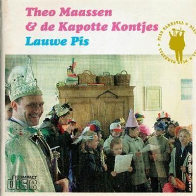 Coverafbeelding Theo Maassen & De Kapotte Kontjes - Lauwe Pis