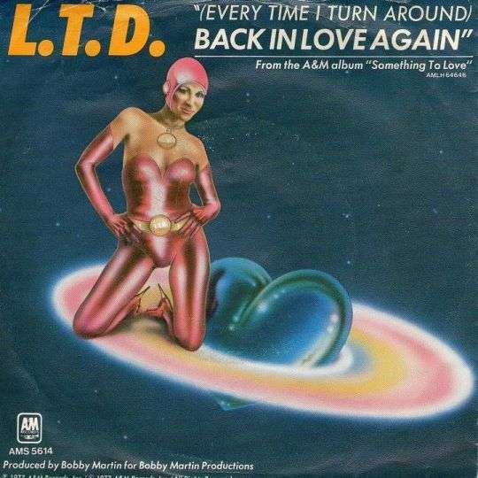 Coverafbeelding L.T.D. - (Every Time I Turn Around) Back In Love Again