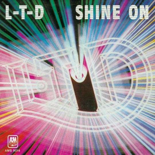 Coverafbeelding L-T-D - Shine On