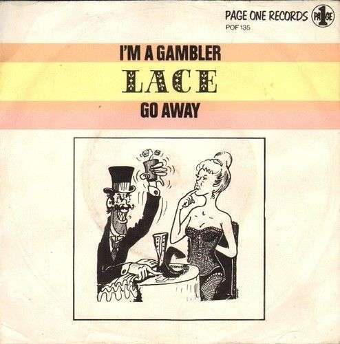Coverafbeelding Lace - I'm A Gambler