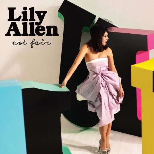 Coverafbeelding Lily Allen - Not fair