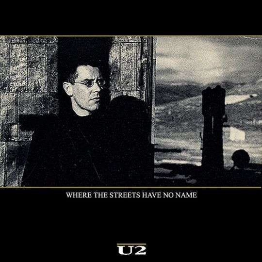 Coverafbeelding Where The Streets Have No Name - U2
