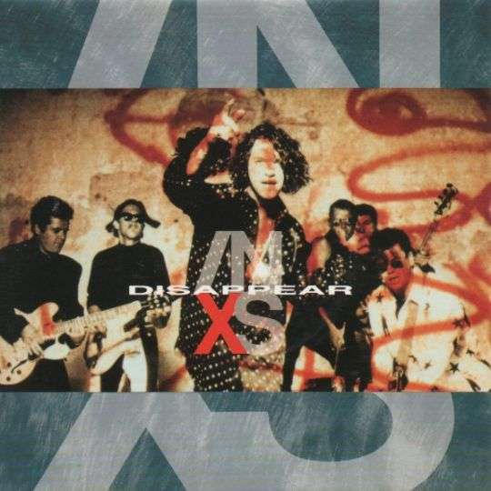 Coverafbeelding Disappear - Inxs