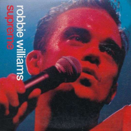 Coverafbeelding Robbie Williams - Supreme