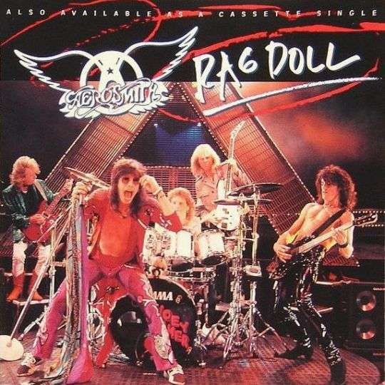Coverafbeelding Rag Doll - Aerosmith