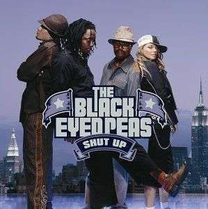 Coverafbeelding The Black Eyed Peas - Shut Up