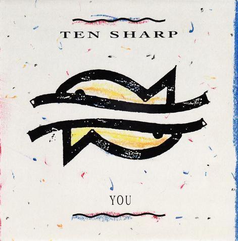 Coverafbeelding You - Ten Sharp