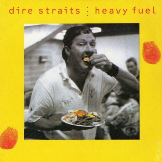 Coverafbeelding Dire Straits - Heavy Fuel