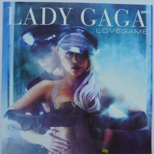Coverafbeelding Lovegame - Lady Gaga