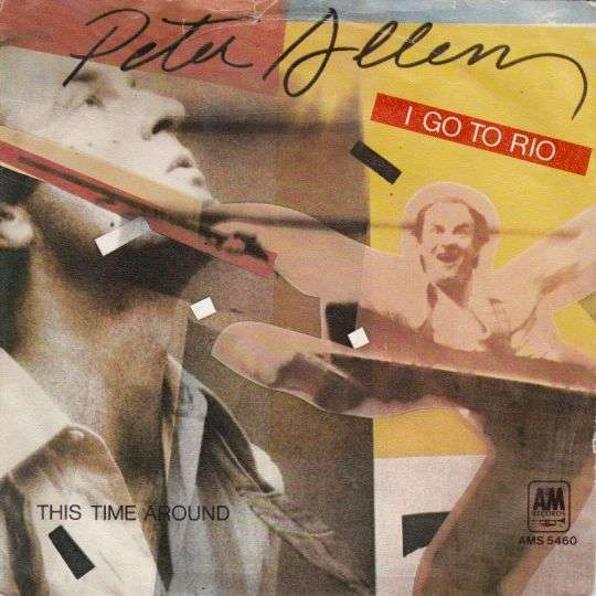 Coverafbeelding Peter Allen - I Go To Rio
