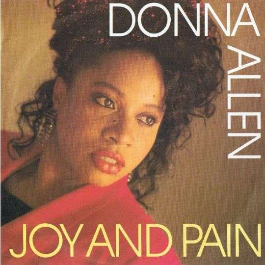Coverafbeelding Joy And Pain - Donna Allen