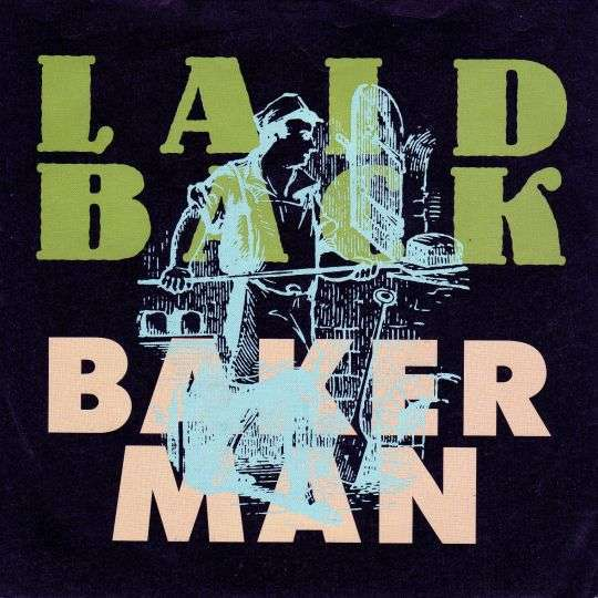 Coverafbeelding Bakerman - Laid Back