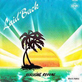 Coverafbeelding Laid Back - Sunshine Reggae