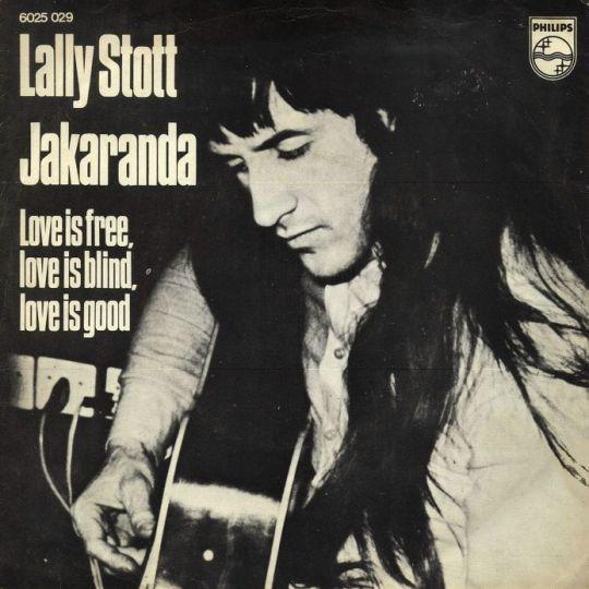 Coverafbeelding Jakaranda - Lally Stott