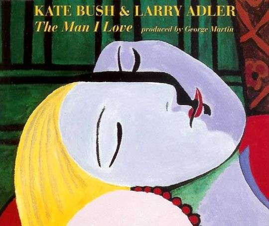 Coverafbeelding The Man I Love - Kate Bush & Larry Adler
